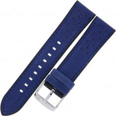 Curea albastra Morellato de ceas 20mm 22mm A01X5121712062CR