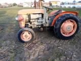 Tractor same 240 cu cositoare laterala