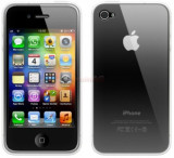 Husa Blautel BLTKPR14G protectie spate iPhone 4/4S (Transparent)