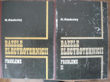 R. RADULET - BAZELE ELECTROTEHNICII ( probleme ) - 2 volume