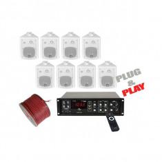 Sistem Audio Ambient 1 Wall Bluetooth
