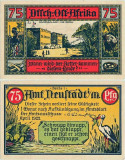 1922 (IV), 75 pfennig - Africa de Est Germană stare aUNC!