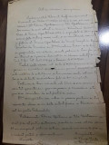 Act vechi vanzare imobil 1930