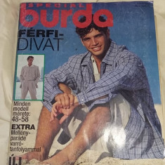 revista/catalog moda Special Burda/croitorie cu Supliment tipare,T.GRATUIT