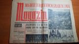 magazin 4 mai 1963-art.si foto de la demonstratia de 1 mai,teatrul de stat bacau