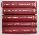 ISTORIA ARTEI - ELIE FAURE- ARTA ANTICA/ARTA MODERNA/ ARTA RENASTERII/ ARTA MEDIEVALA/ARTA ANTICA VOL.I-V