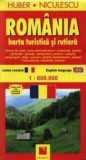Cumpara ieftin Romania. Harta turistica si rutiera/***