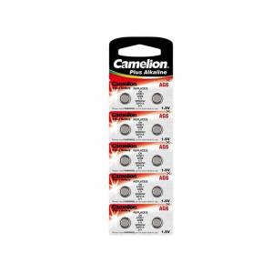 Set 10 baterii AG6, Camelion