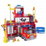 Cumpara ieftin Statie de Pompieri Mickey cu Efecte Luminoase si Sonore, IMC