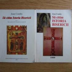 Jean Comby - Sa citim istoria bisericii (2 volume)