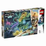 LEGO Hidden Side, Atacul de la baraca cu creveti 70422