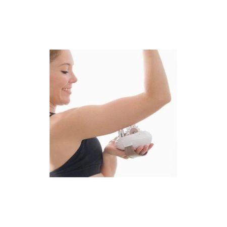 Aparat de vibromasaj anticelulitic, Body Slimmer MA-020, alb