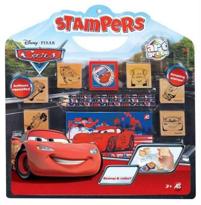 Set Jucarii Stampile Cars Stampers foto