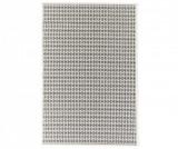 Covor Stuoia Ecru Black 155x230 cm, Exterior