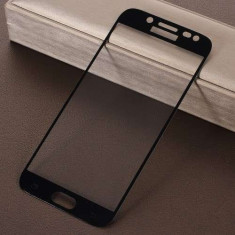 Folie Sticla Securizata Samsung Galaxy J5 J530 2017 Acoperire Completa Neagra