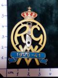 Insigna 7-ani REGIMENT 6 DOROBANTI  1940 ; reproductie Regalista