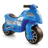 Motocicleta fara pedale, albastru, 50x71x27 cm - Dolu
