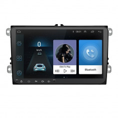 Navigatie android vw 9 inch 8.1 passat b6 b7 golf 5 6 bora touran 1gb ram