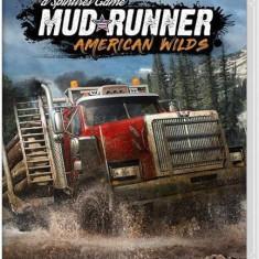 Spintires Mudrunner American Wilds Edition Nintendo Switch