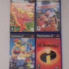 Joc PS2 x 4 - Lot 038