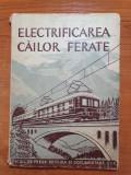 electrificarea cailor ferate ianuarie 1951