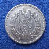 Moneda din argint 100 Lei 1932 Regele Carol