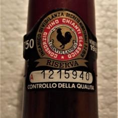 A64 -VIN CHIANTI CLASSICO RISERVA, DOC, recoltare 1983  cl 75 gr 13