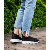 Sock Sneakers Negru 40