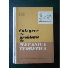 AL. STOENESCU - CULEGERE DE PROBLEME DE MECANICA TEORETICA