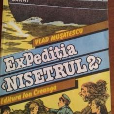 """Expeditia """"Nisetrul 2"""" – Vlad Musatescu"""
