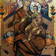 Icoana Imparateasca - Maica Domnului Pantanassa - Pe comanda