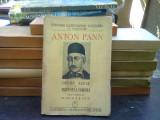 Opere alese - Anton Pann Vol.1 povestea vorbei
