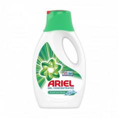 Detergent de rufe automat Ariel Lichid Mountain Spring 1.1L