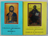 CALAUZA ORTODOXA IN BISERICA / CALAUZA ORTODOXA IN FAMILIE SI SOCIETATE . , VOL. I - II de ARHIMANDRIT IOANICHIE BALAN , 2004