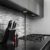 Cumpara ieftin Klarstein HEKTOR SL, hotă de aburi, iluminare, filtru din aluminiu, timer, negru