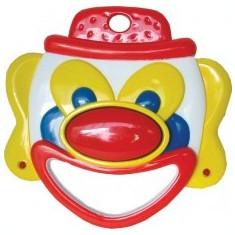 Jucarie muzicala electronica- Clown Primii Pasi