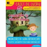 Comunicare in limba romana. Clasa pregatitoare/Daniela Berechet, Iuliana Filfanescu, Constantin-Daniel Filfanescu