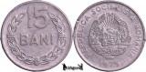 1975, 15 Bani - RSR - Romania