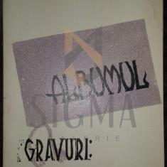 G. TOPIRCEANU - ALBUMUL- GRAVURI - MARCEL OLINESCU