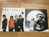 PRETENDERS - PRETENDERS (1980,RR,UK)  vinil vinyl