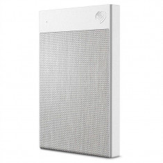 Hard disk extern Seagate Backup Plus Touch 1TB 2.5 inch USB 3.0 White