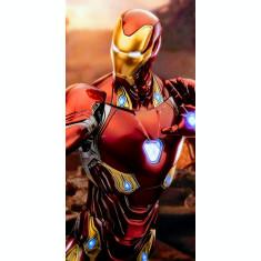 Husa Personalizata NOKIA 7.1 Plus Iron Man
