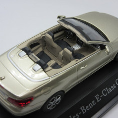 Macheta Mercedes E cabrio Kyosho 1:43