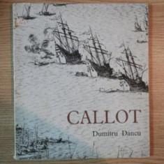 JACQUES CALLOT de DUMITRU DANCU , 1973