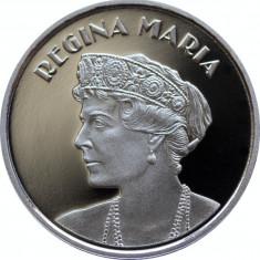 Moneda Romania 50 Bani 2019 - Proof ( Desavarsirea Marii Uniri - Regina Maria )