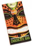 Ciocolata cu portocale raw bio 70g