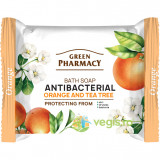 Sapun Antibacterian cu Portocale si Tea Tree 100g