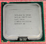 Procesor intel core 2 duo E8400 ( FSB 1333 Mhz 6MB Cache ) socket 775