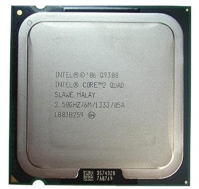 Procesor PC Intel Core 2 Quad Q9300 SLAWE 2.5Ghz LGA775 foto
