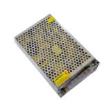 Cumpara ieftin Sursa alimentare comutatie profesionala YDS 12V / 10A, carcasa metalica perforata cu protectie la scurt-circuit